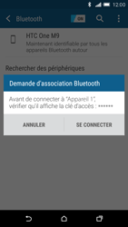 HTC One M9 - Bluetooth - connexion Bluetooth - Étape 9