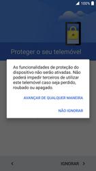 Alcatel Idol 4 VR - Primeiros passos - Como ligar o telemóvel pela primeira vez -  15