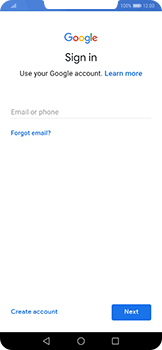 Huawei Mate 20 Pro - Email - 032a. Email wizard - Gmail - Step 8