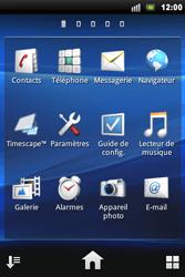 Sony Ericsson Xperia Mini Pro - Bluetooth - connexion Bluetooth - Étape 5