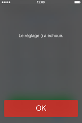 Apple iPhone 4 S iOS 7 - Messagerie vocale - Configuration manuelle - Étape 7