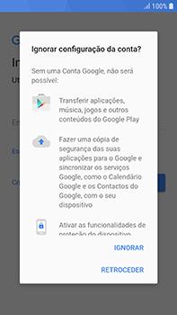 Samsung Galaxy S7 Edge - Android Oreo - Primeiros passos - Como ligar o telemóvel pela primeira vez -  10