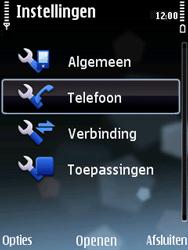 Nokia E75 - Buitenland - Bellen, sms en internet - Stap 5