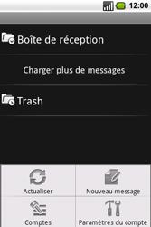 Samsung I7500 Galaxy - E-mail - envoyer un e-mail - Étape 4