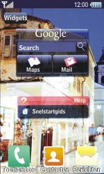 Samsung S8500 Wave - Bluetooth - koppelen met ander apparaat - Stap 1