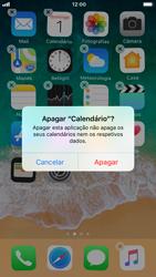 Apple iPhone 8 - Aplicações - Restaurar ou eliminar as aplicações nativas -  4