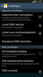 Samsung Galaxy S4 VE 4G (GT-i9515) - SMS - Handmatig instellen - Stap 6
