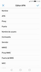 Huawei P10 - Mensajería - Configurar el equipo para mensajes multimedia - Paso 8