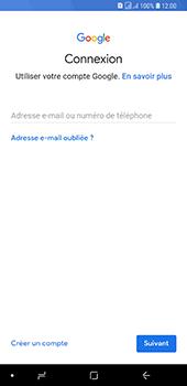 Samsung Galaxy A7 2018 - Applications - Créer un compte - Étape 5