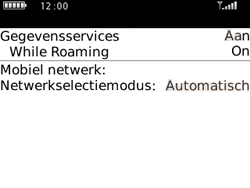 BlackBerry 8520 Curve - Internet - handmatig instellen - Stap 5