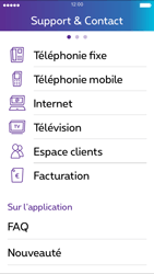 Apple iPhone 4s iOS 8 - Applications - MyProximus - Étape 20