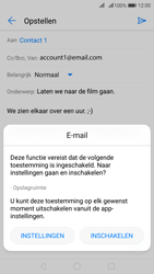 Huawei Nova 2 - E-mail - Hoe te versturen - Stap 12