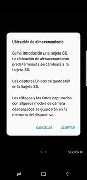 Samsung Galaxy S8 - Funciones básicas - Uso de la camára - Paso 4