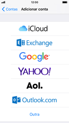 Apple iPhone SE - iOS 11 - Email - Configurar a conta de Email -  6