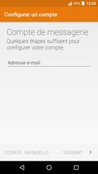 Acer Liquid Zest 4G - E-mail - Configuration manuelle - Étape 5