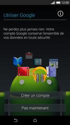 HTC Desire 610 - Premiers pas - Créer un compte - Étape 9