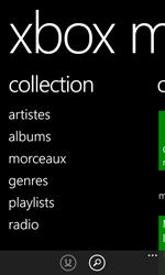Nokia Lumia 530 - Photos, vidéos, musique - Ecouter de la musique - Étape 4