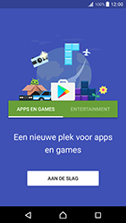 Sony xperia-xz-premium-g8141 - Applicaties - Account aanmaken - Stap 20