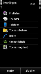 Nokia E7-00 - Buitenland - Bellen, sms en internet - Stap 4