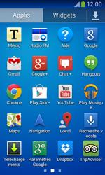 Samsung S7275 Galaxy Ace III - Applications - Télécharger des applications - Étape 3