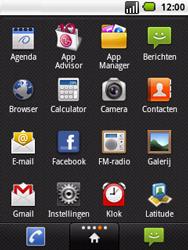 LG P350 Optimus Me - Internet - buitenland - Stap 3