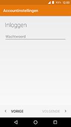 Crosscall Action X3 - E-mail - e-mail instellen: IMAP (aanbevolen) - Stap 11