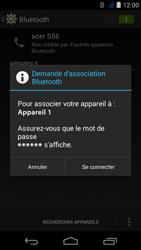 Acer Liquid Jade S - WiFi et Bluetooth - Jumeler votre téléphone avec un accessoire bluetooth - Étape 7