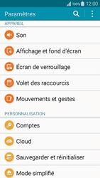 Samsung Galaxy A3 (A300FU) - Sécuriser votre mobile - Activer le code de verrouillage - Étape 4