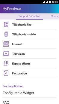 OnePlus 3 - Applications - MyProximus - Étape 21