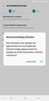 Samsung galaxy-j4-plus-dual-sim-sm-j415fn - Netwerk selecteren - Handmatig een netwerk selecteren - Stap 13
