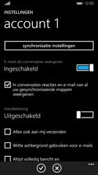 Nokia Lumia 830 4G (Type RM-984) - E-mail - Instellingen KPNMail controleren - Stap 7