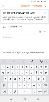 Samsung galaxy-a6-plus-sm-a605fn-ds - E-mail - Bericht met attachment versturen - Stap 9