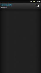 Sony LT26i Xperia S - E-mail - E-mail versturen - Stap 4