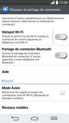 LG G2 mini LTE - Internet - Configuration manuelle - Étape 5