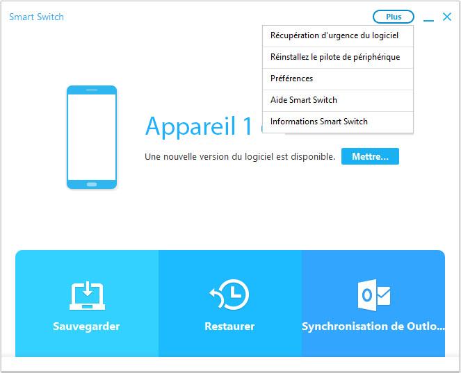 Samsung Galaxy A6 - Aller plus loin - Gérer vos données avec un ordinateur - Étape 4