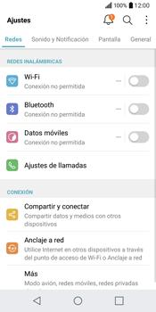 LG Q6 - Internet - Activar o desactivar la conexión de datos - Paso 6