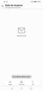 Huawei Y7 (2019) - E-mail - envoyer un e-mail - Étape 15
