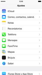 Apple iPhone 5s - Mensajería - Configurar el equipo para mensajes multimedia - Paso 11