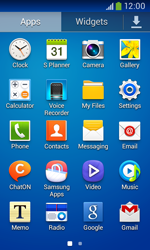 Samsung Galaxy Core Plus - Internet - Enable or disable - Step 3