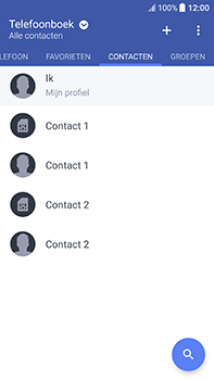 HTC U11 (2PZC100) - Contacten en data - Contacten kopiëren van SIM naar toestel - Stap 12