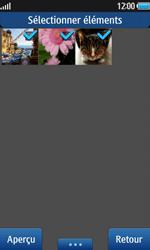 Samsung Wave 2 - Photos, vidéos, musique - Envoyer une photo via Bluetooth - Étape 6