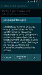 Samsung G850F Galaxy Alpha - Appareil - Mises à jour - Étape 8