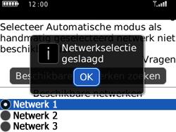 BlackBerry 8520 Curve - Netwerk - Gebruik in het buitenland - Stap 9