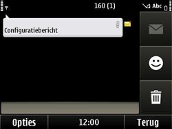 Nokia E6-00 - Internet - Automatisch instellen - Stap 4