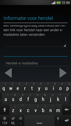 HTC Desire 601 - Applicaties - Account aanmaken - Stap 15
