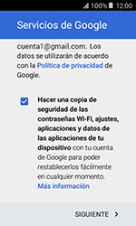 Samsung Galaxy J1 (2016) (J120) - E-mail - Configurar Gmail - Paso 15