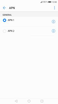 Huawei Mate 9 - Internet - Configurar Internet - Paso 15