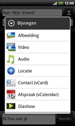 HTC A8181 Desire - MMS - afbeeldingen verzenden - Stap 10