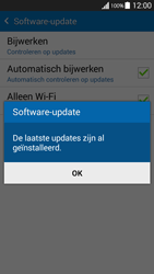 Samsung G531F Galaxy Grand Prime VE - Software update - update installeren zonder PC - Stap 9