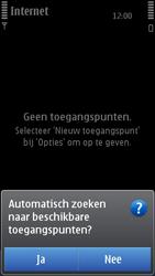 Nokia C6-01 - Internet - Handmatig instellen - Stap 9